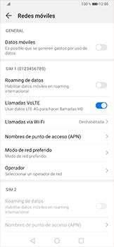 Desactiva tu conexión de datos - Huawei P30 Pro - Passo 5