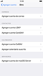 Configura tu correo electrónico - Apple iPhone 8 - Passo 7