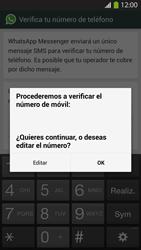 Configuración de Whatsapp - Samsung Galaxy S4  GT - I9500 - Passo 6