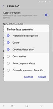 Limpieza de explorador - Samsung Galaxy Note 8 - Passo 11