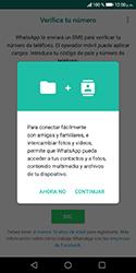 Configuración de Whatsapp - Huawei Y5 2018 - Passo 5