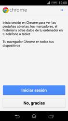 Configura el Internet - Sony Xperia E3 D2203 - Passo 18
