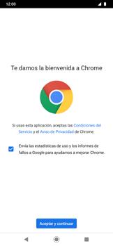 Navegar por internet - Motorola One Zoom - Passo 3