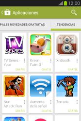 Instala las aplicaciones - Samsung Galaxy Fame GT - S6810 - Passo 12