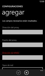 Configura el Internet - Nokia Lumia 925 - Passo 16