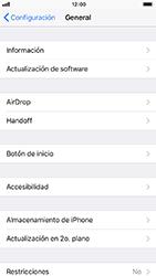 Actualiza el software del equipo - Apple iPhone 7 - Passo 5