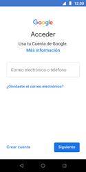Crea una cuenta - Motorola Moto E5 Play - Passo 4