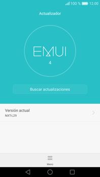 Actualiza el software del equipo - Huawei Mate 8 - Passo 5