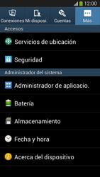 Desbloqueo del equipo por medio del patrón - Samsung Galaxy Zoom S4 - C105 - Passo 5