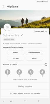 Samsung Health - Samsung A7 2018 - Passo 16