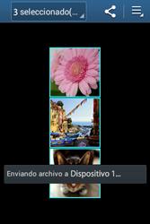 Transferir fotos vía Bluetooth - Samsung Galaxy Fame Lite - S6790 - Passo 13