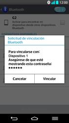 Conecta con otro dispositivo Bluetooth - LG G2 - Passo 7