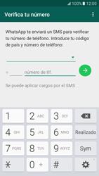 Configuración de Whatsapp - Samsung Galaxy S7 - G930 - Passo 8
