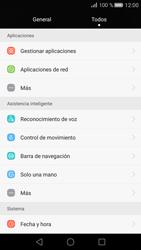 Limpieza de aplicación - Huawei P8 - Passo 2