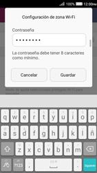 Configura el hotspot móvil - Huawei Y3 II - Passo 9