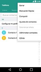 ¿Tu equipo puede copiar contactos a la SIM card? - LG X Power - Passo 6