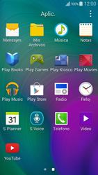 Instala las aplicaciones - Samsung Galaxy A3 - A300M - Passo 3