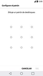 Desbloqueo del equipo por medio del patrón - LG G5 - Passo 9