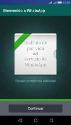 Configuración de Whatsapp - Huawei Y6 - Passo 8