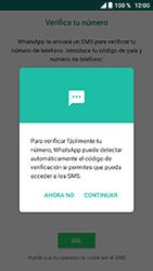 Configuración de Whatsapp - ZTE Blade A510 - Passo 10