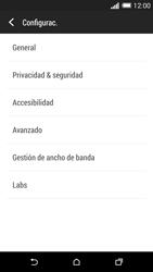 Configura el Internet - HTC One M8 - Passo 22
