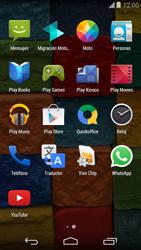 Configuración de Whatsapp - Motorola Moto X (2a Gen) - Passo 3