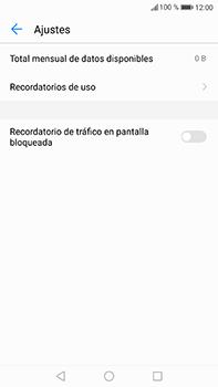 Desactivación límite de datos móviles - Huawei P10 Plus - Passo 11