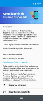 Actualiza el software del equipo - Motorola One Vision (Single SIM) - Passo 8