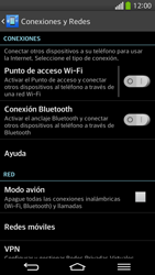 Configura el Internet - LG G Flex - Passo 6