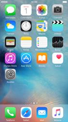 Envía fotos, videos y audio por mensaje de texto - Apple iPhone 6 - Passo 1