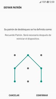 Desbloqueo del equipo por medio del patrón - Samsung Galaxy J7 Prime - Passo 10