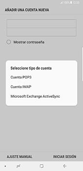 Configura tu correo electrónico - Samsung Galaxy Note 8 - Passo 9