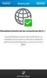 Configura el hotspot móvil - BlackBerry Z10 - Passo 10