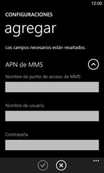 Configura el Internet - Nokia Lumia 925 - Passo 15