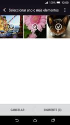 Transferir fotos vía Bluetooth - HTC One A9 - Passo 11