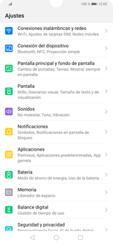 Configura el WiFi - Huawei P30 - Passo 3
