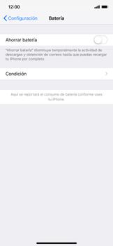 Modo de ahorro de batería - Apple iPhone XS Max - Passo 3