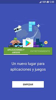 Instala las aplicaciones - Samsung Galaxy J7 Prime - Passo 4