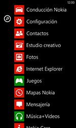 Restaura la configuración de fábrica - Nokia Lumia 620 - Passo 3