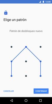 Desbloqueo del equipo por medio del patrón - Motorola Moto G6 Plus - Passo 10