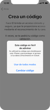 Activar el dispositivo con la función antirrobo - Apple iPhone 11 Pro - Passo 19
