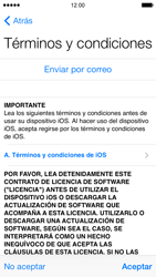 Activa el equipo - Apple iPhone 5s - Passo 12