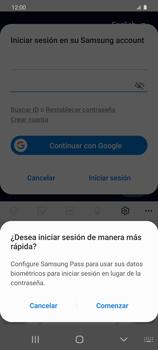 Cómo habilitar el asistente Bixby - Samsung Galaxy S20 - Passo 9