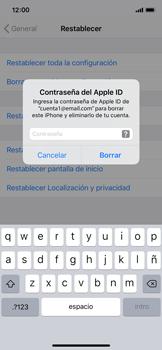 Desactivar la función antirrobo - Apple iPhone 11 Pro - Passo 12