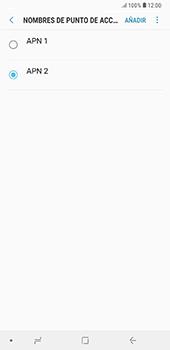 Configura el Internet - Samsung A7 2018 - Passo 18