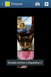 Transferir fotos vía Bluetooth - Samsung Galaxy Fame GT - S6810 - Passo 12