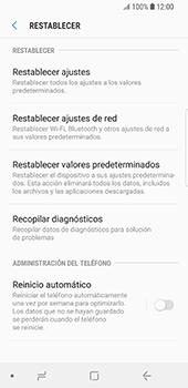 Restaura la configuración de fábrica - Samsung Galaxy S9 - Passo 6