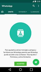 Configuración de Whatsapp - LG K10 2017 - Passo 11