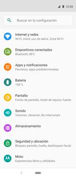 Configura el Internet - Motorola One Vision (Single SIM) - Passo 4