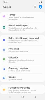 Cómo configurar el Face ID - Samsung Galaxy S20 - Passo 4